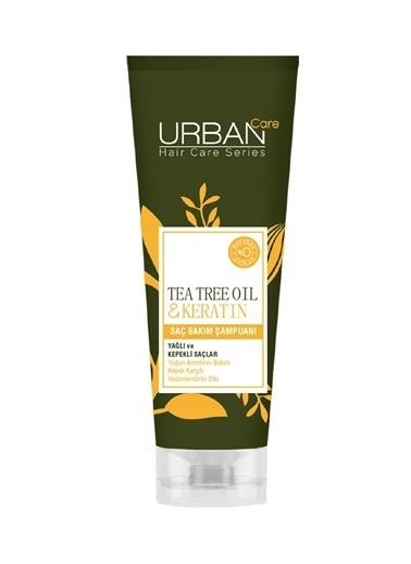 Urban Care Urban Care Şampuan Tea Tree Oıl Keratın 250 Ml Renksiz